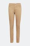 Regular Fit Jeans in Beige