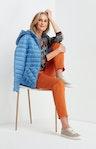 Regular Fit Jeans in Orange