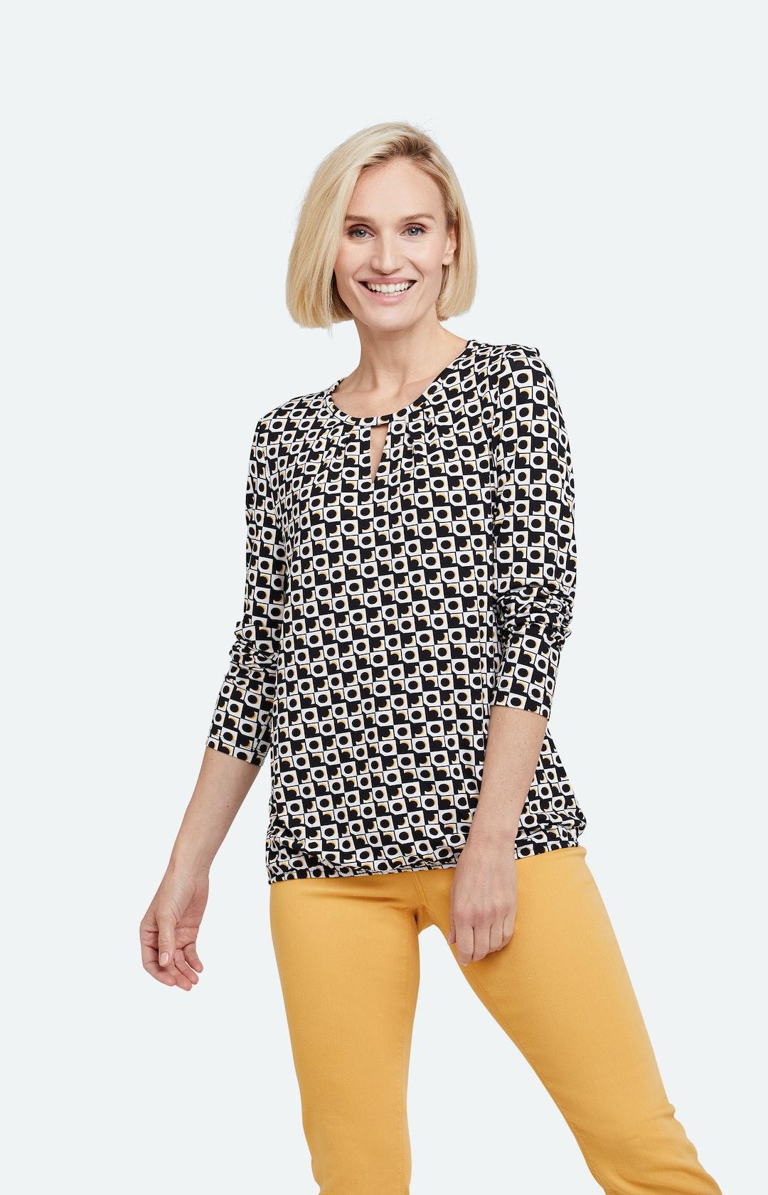 Shirt mit langem Ärmel