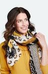 leichter Pissee-Schal
