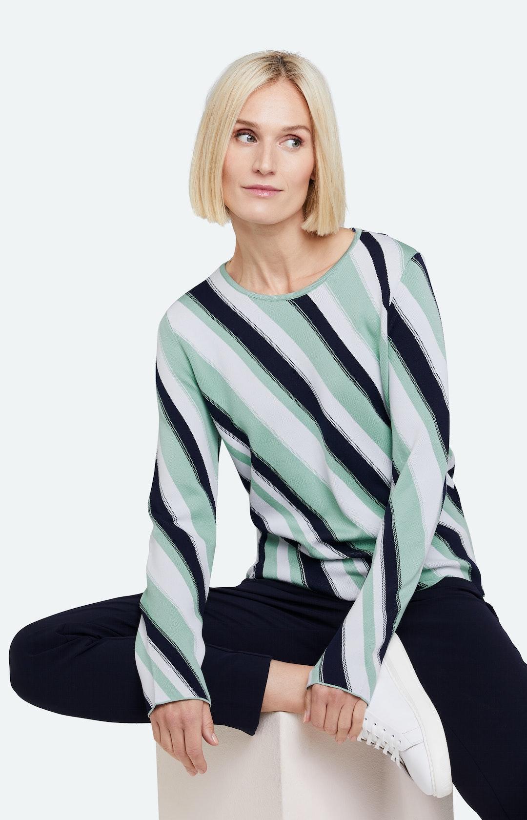 Pullover mit langem Ärmel